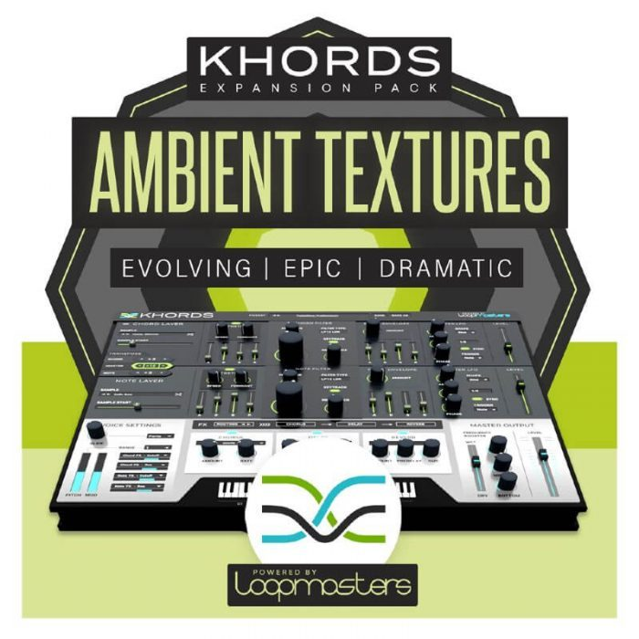 Loopmasters Khords Ambient Textures