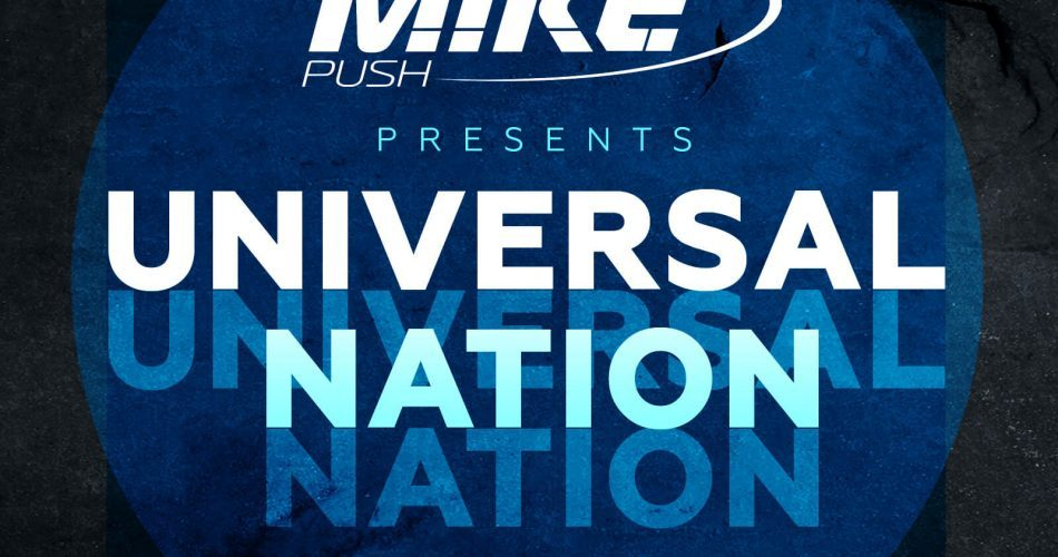 Mike PUSH Universal Nation Spire Presets