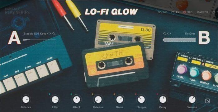 NI LoFi Glow