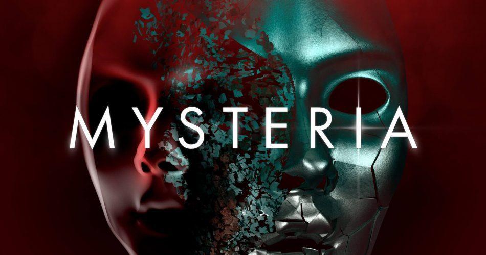 NI Mysteria artwork logo