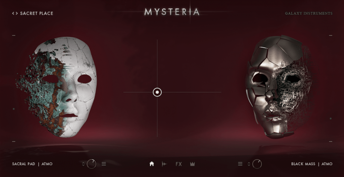 NI Mysteria screenshot main