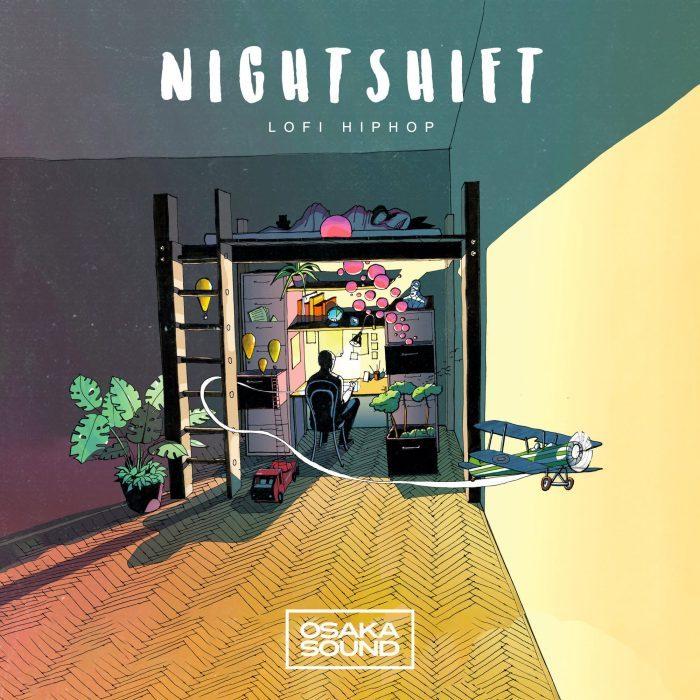 Osaka Sound Nightshift Lofi Hip Hop