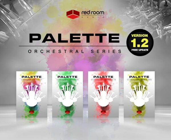 Red Room Audio Palette 1.2 update