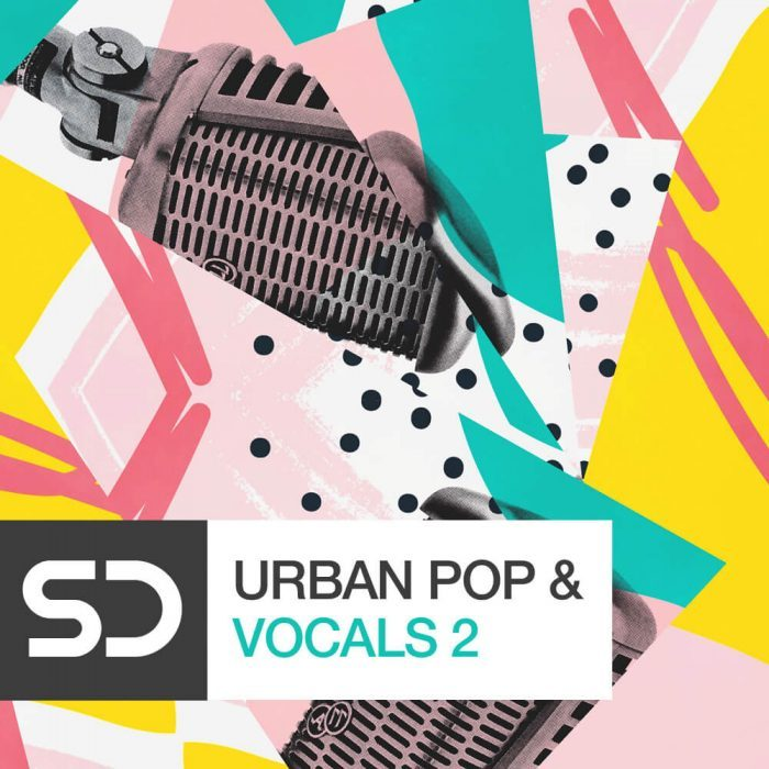Sample Diggers Urban Pop & Vocals 2