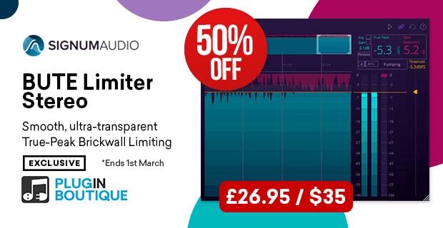 SignumAudio ButeLimiter50