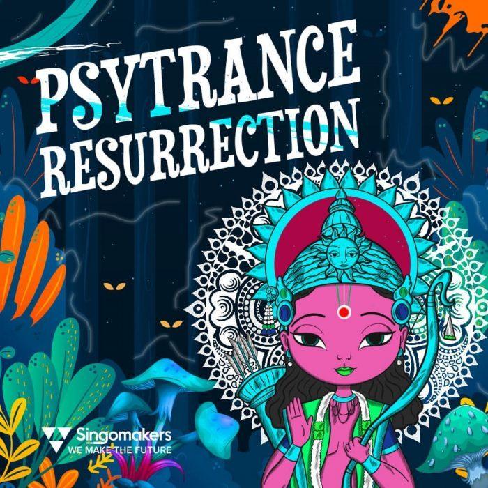 Singomakers Psytrance Resurrection