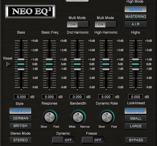 Sound Magic NeoEQ2