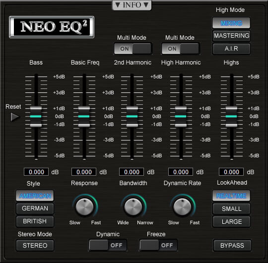 Sound Magic launches Neo EQ Grand Collection effect plugin