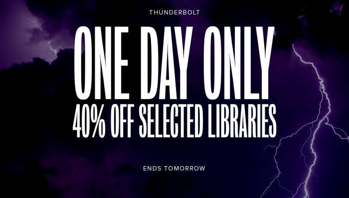 Spitfire Thunderbolt sale