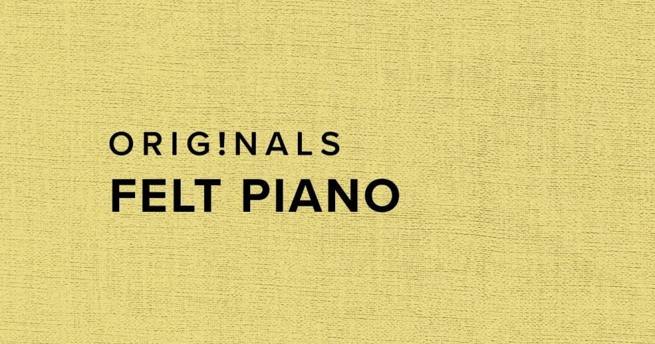 Spitifre Audio Originals Felt Piano