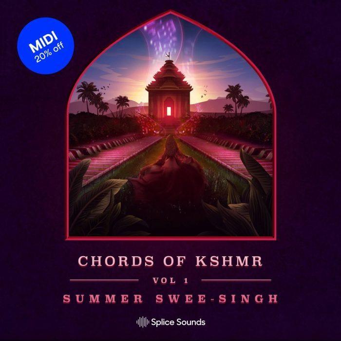 Splice Chords of KHSMR MIDI