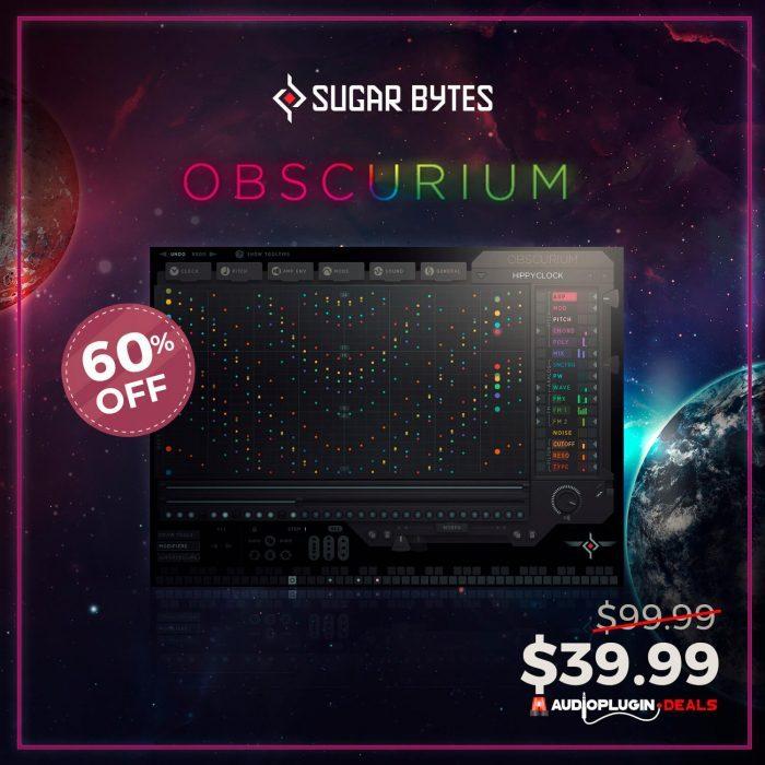 Sugar Bytes Obscurium Sale
