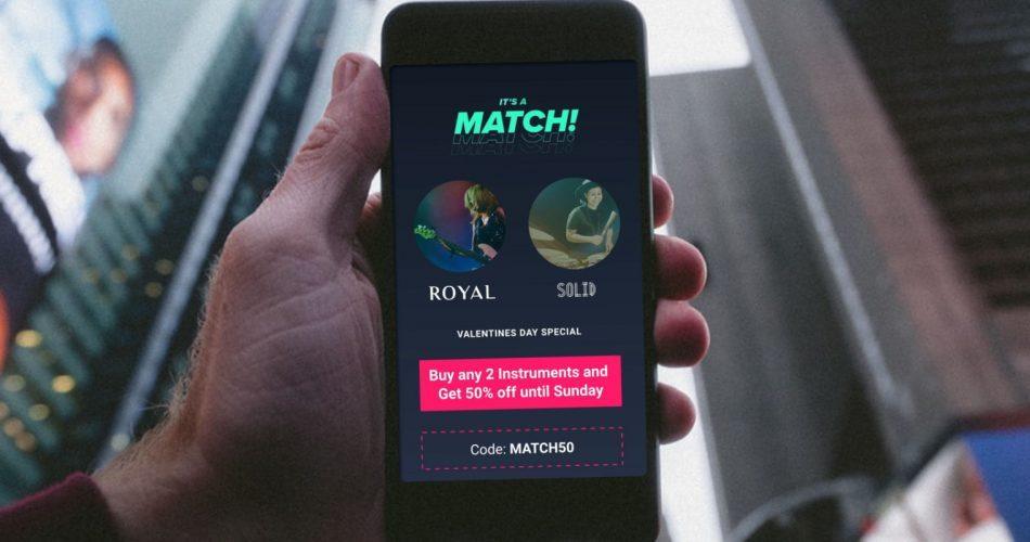 UJAM Match