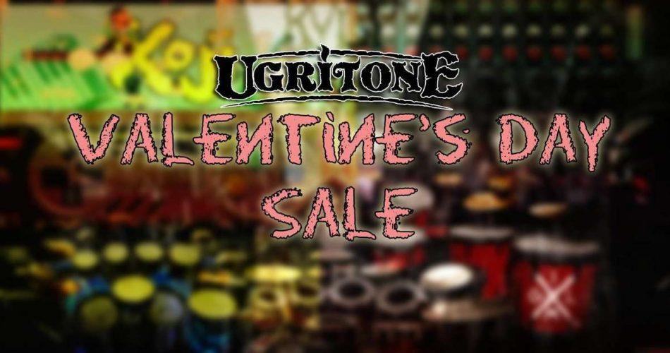 Ugritone Valentines Day Sale