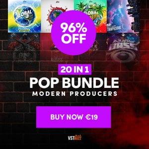 VST Buzz Pop Bundle Modern Producers