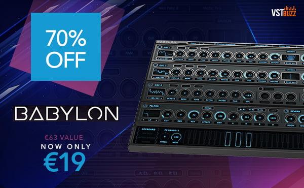 WA Production Babylon 70 OFF
