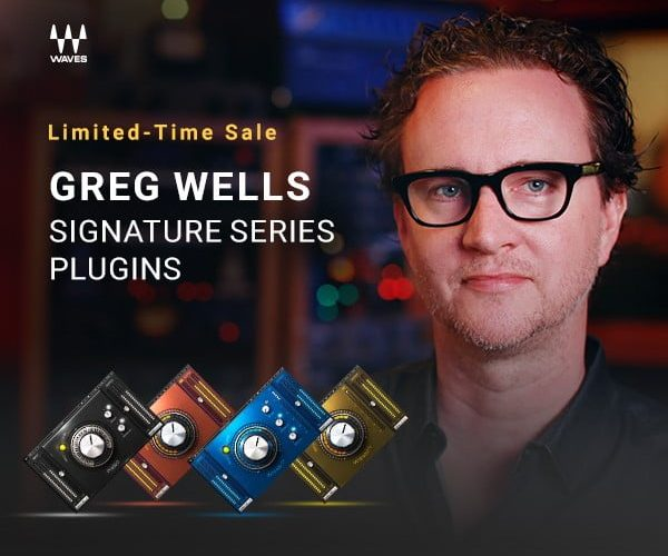 Waves Greg Wells Sale