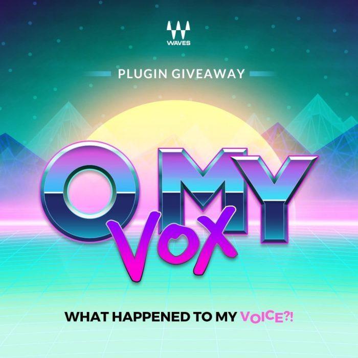 Waves OMyVox giveaway
