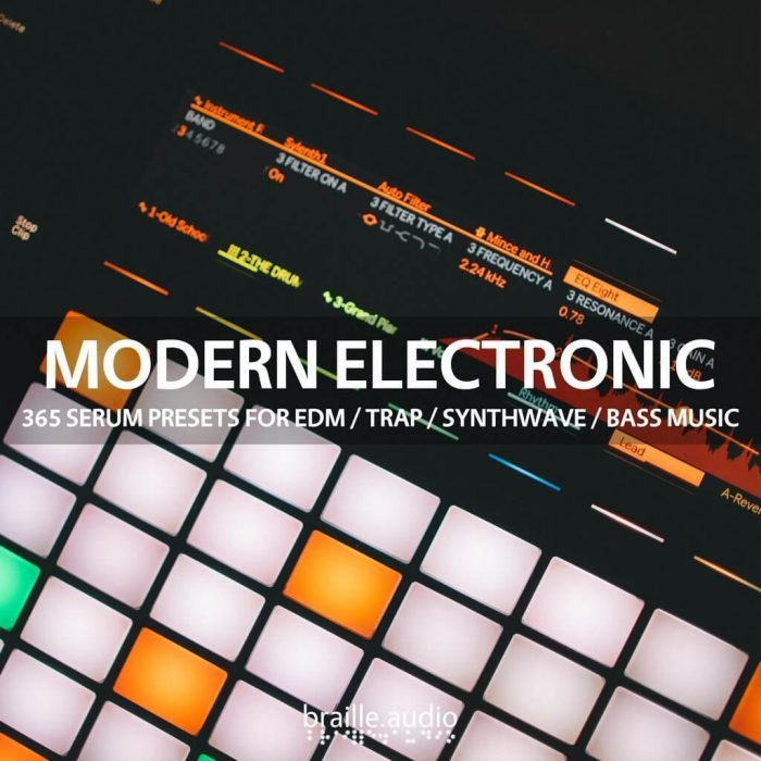 braille audio modern electronic