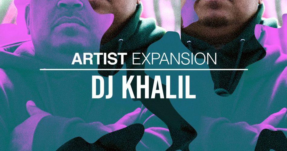 Artist Expansion DJ Khalil artwork logo