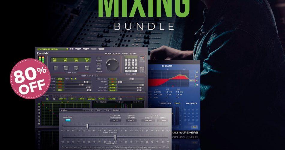 Audio Plugin Deals Eventide Mixing Bundle