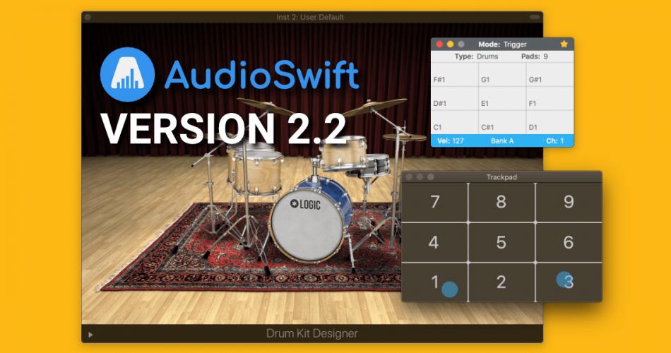 AudioSwift 2.2
