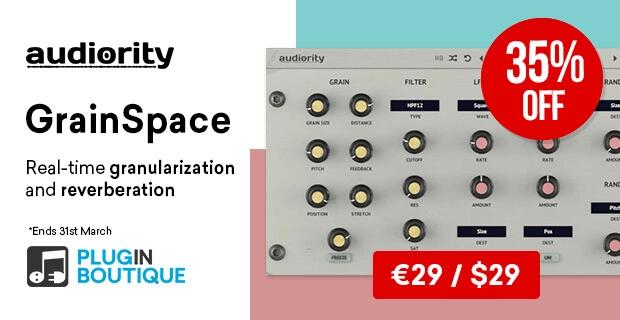 Audiority GrainSpace35