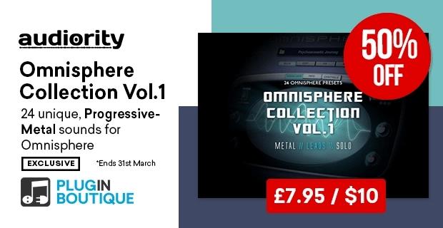 Audiority OmnisphereVol1 sale