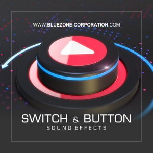 BC0268 switch and button sound effects