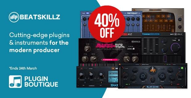 Beatskillz Sale 40% OFF