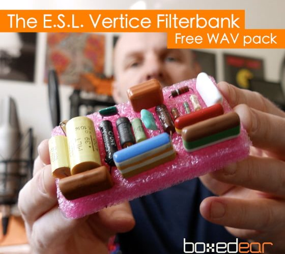 Boxed Ear ESL Vertice Filterbank