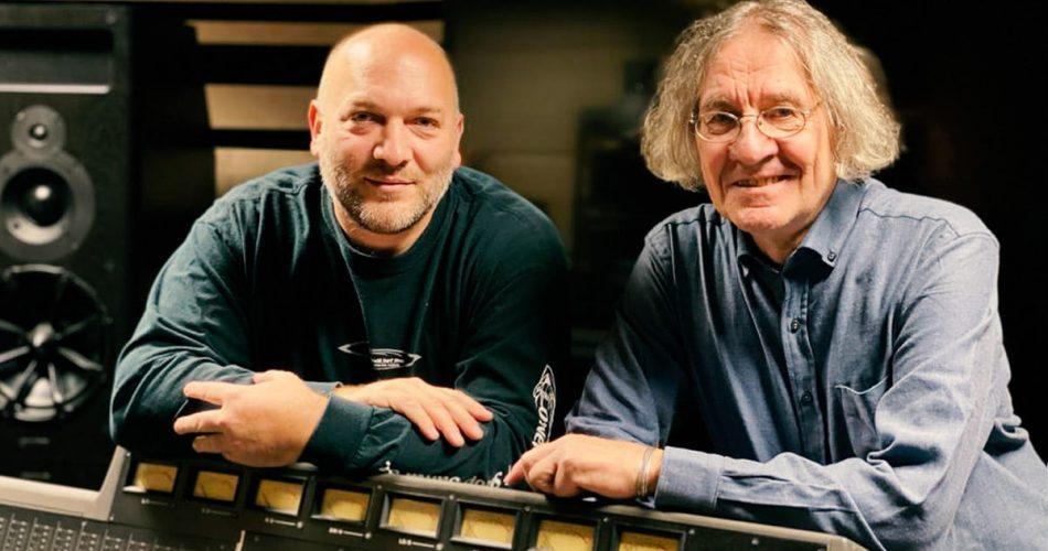 Dirk Ulrich & Wolfgang Palm (Brainworx Audio, Germany, 2020)