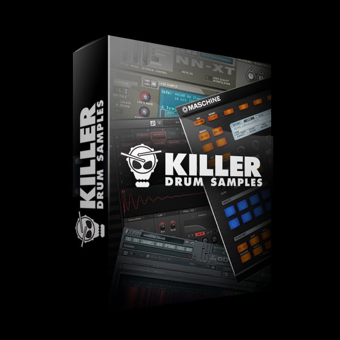 Dave Fore Killer Drum Samples