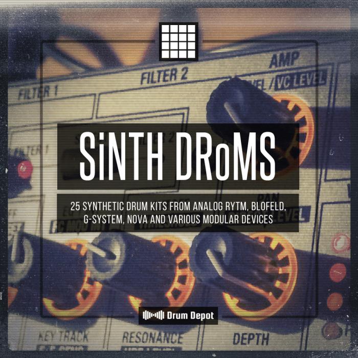 Drum Depot Sinth Droms