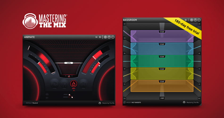 Focusrite Mastering The Mix