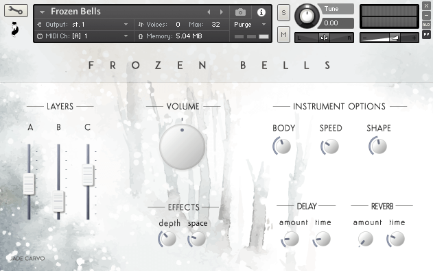 Frozen Bells