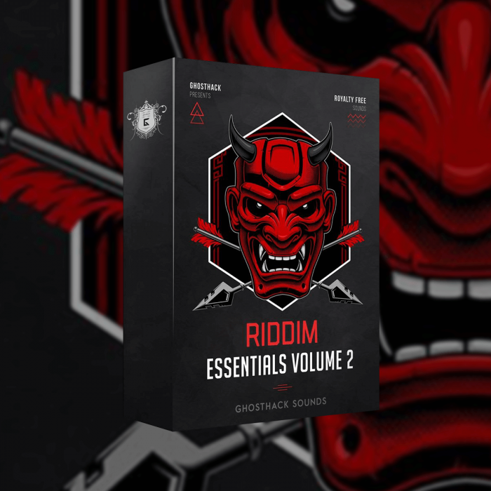 Ghosthack Riddim Essentials 2
