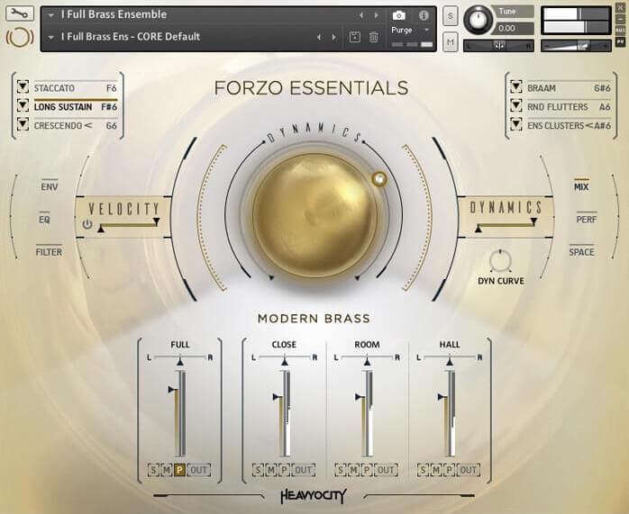 Heavyocity Forzo Essentials