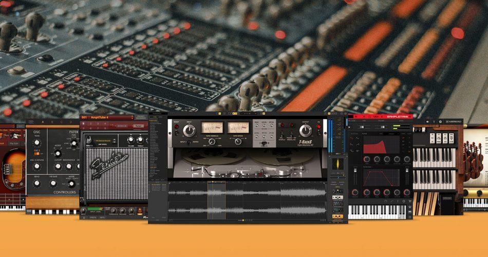 IK Multimedia Studio Month Sale 2020