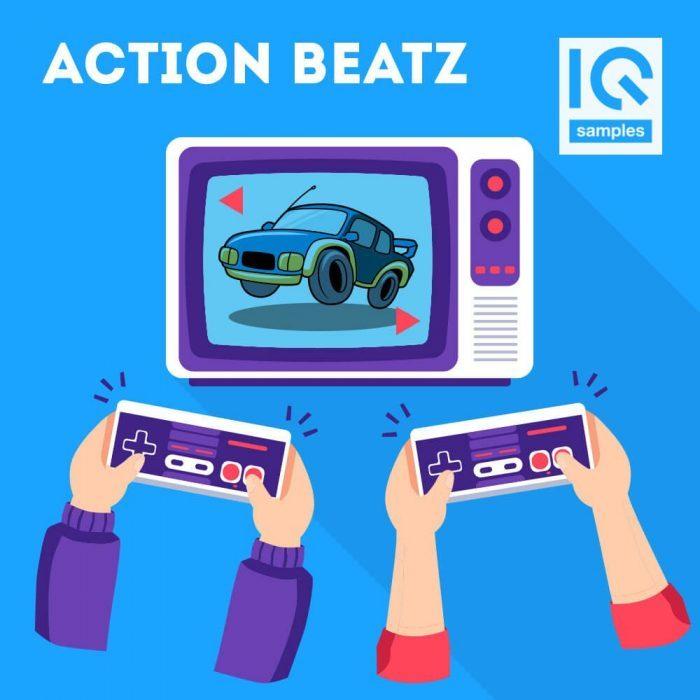 IQ Samples Action Beatz
