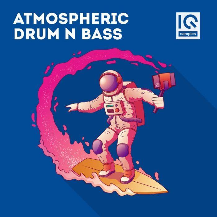 IQ Samples Atmospheric Drum N Bass