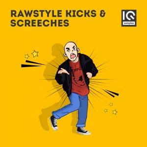 IQ Samples Rawstyle Kicks & Screeches