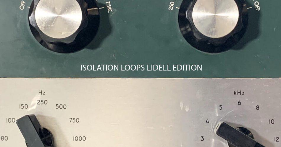 Jamie Lidell Isolation Loops
