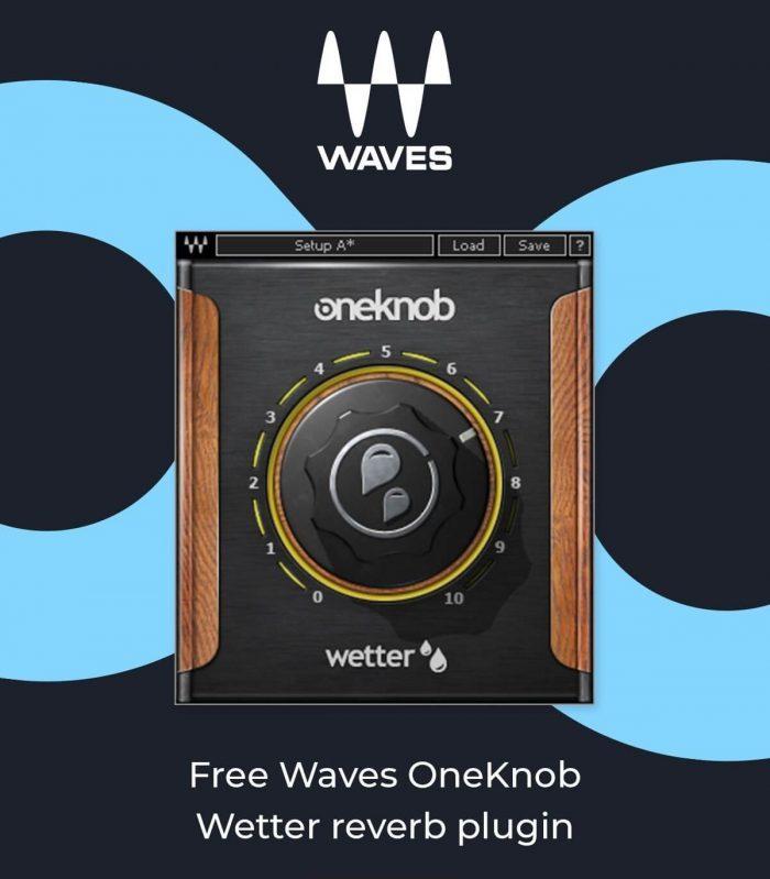 Loopcloud Waves OneKnob Wetter