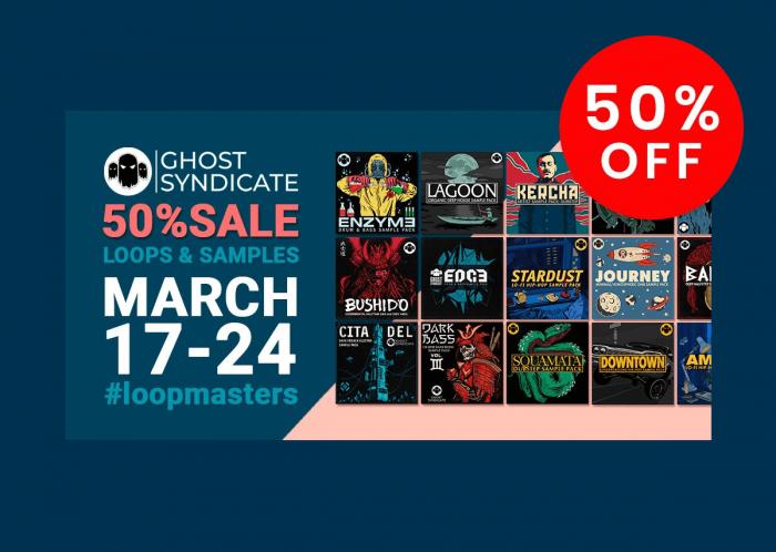 Loopmasters Ghost Syndicate Sale