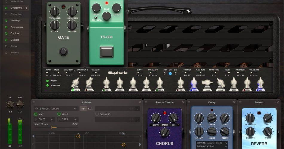 Mercuriall Audio Euphoria
