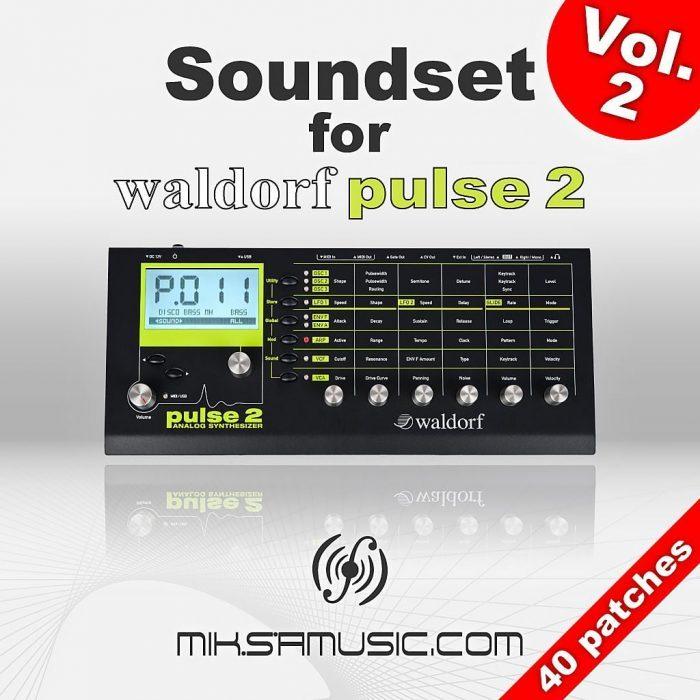 Miksa Music Soundset for Waldorf Pulse 2 Vol 2