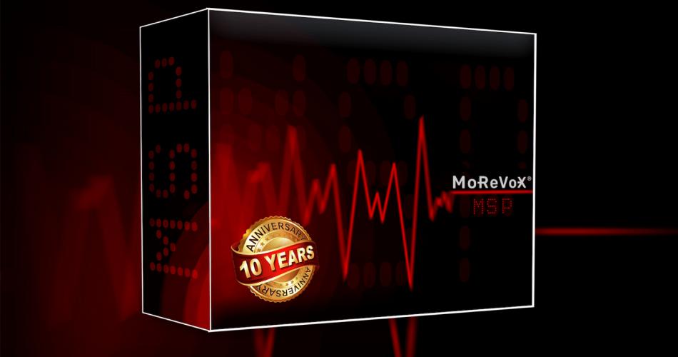 Morevox MSP 10 years