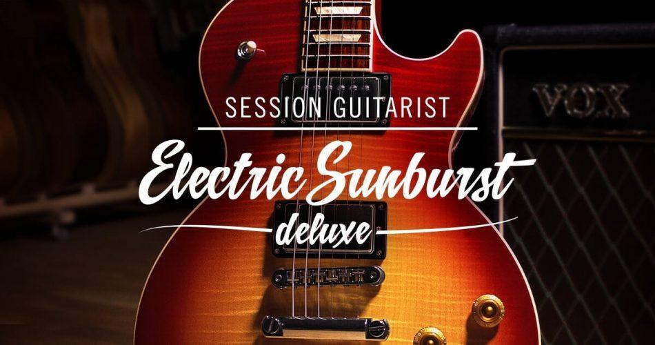 NI Electric Sunburst Deluxe