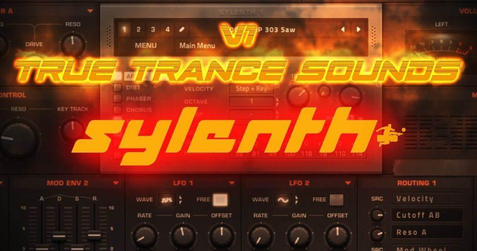 NatLife Sounds True Trance Sounds V1 for Sylenth1